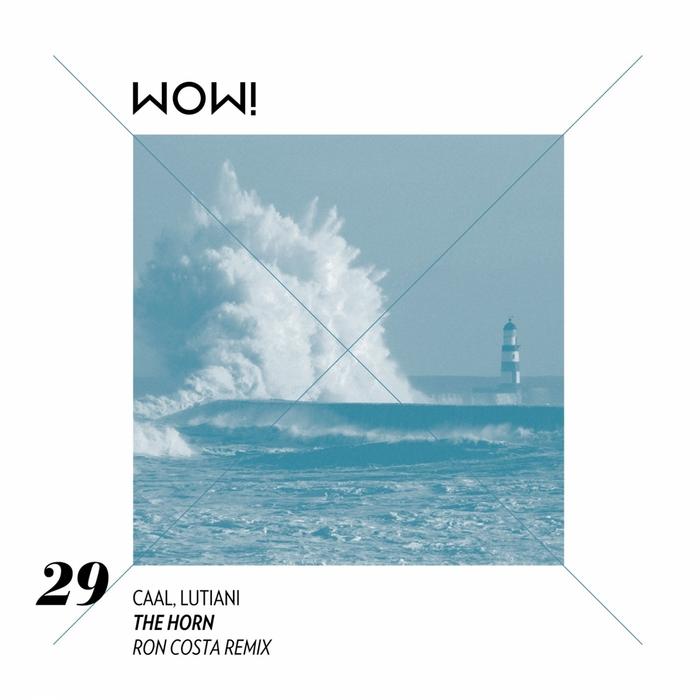 CAAL & LUTIANI - The Horn EP