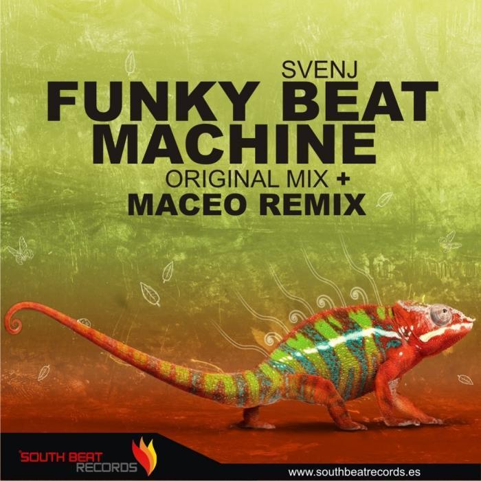 SVENJ - Funky Beat Machine