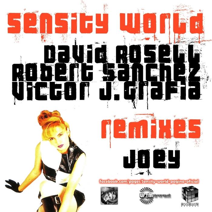 DAVID ROSELL & ROBERT SANCHEZ feat VICTOR J GRAFIA - Joey