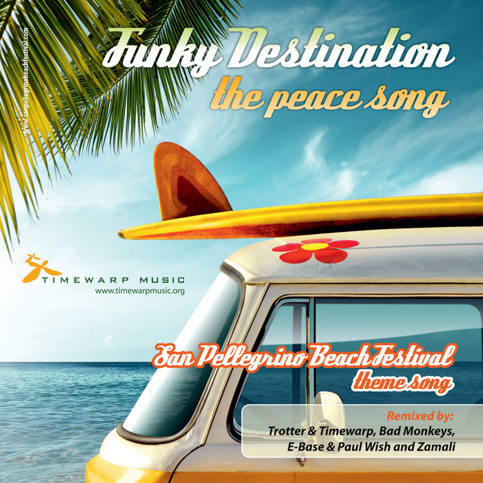 FUNKY DESTINATION - The Peace Song