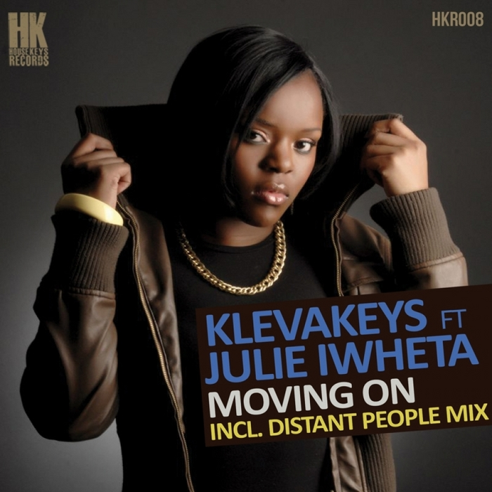 KLEVAKEYS feat JULIE IWHETA - Moving On