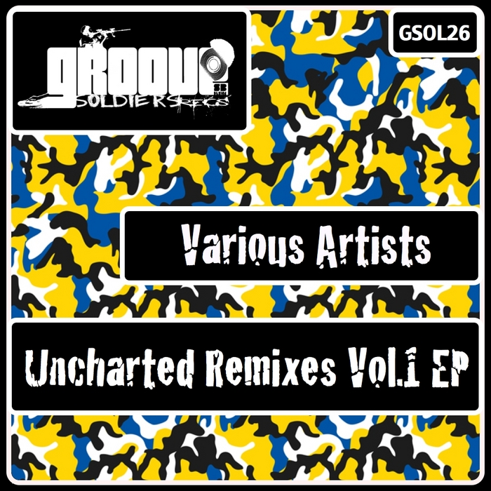 REY, Mark/ROMAN FAERO/MILLAU - Uncharted Remixes Vol 1 EP