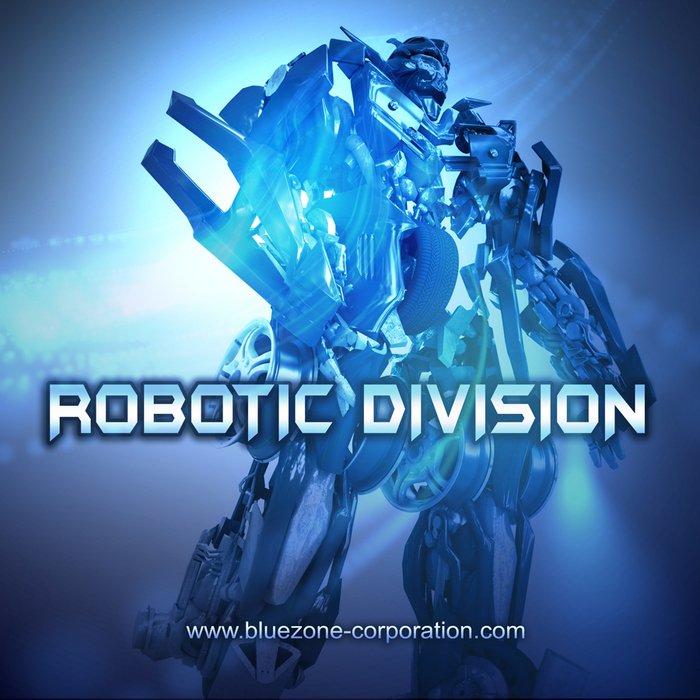 BLUEZONE CORPORATION - Robotic Division: Sci Fi Sound Effects (Sample Pack WAV)