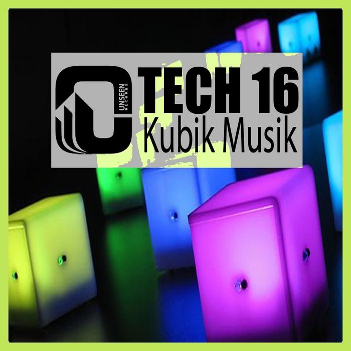 A TIHOVSKY/DENIS UNDERGROUND/SOUNDS OF SILENCE - Tech 16 Kubik Musik