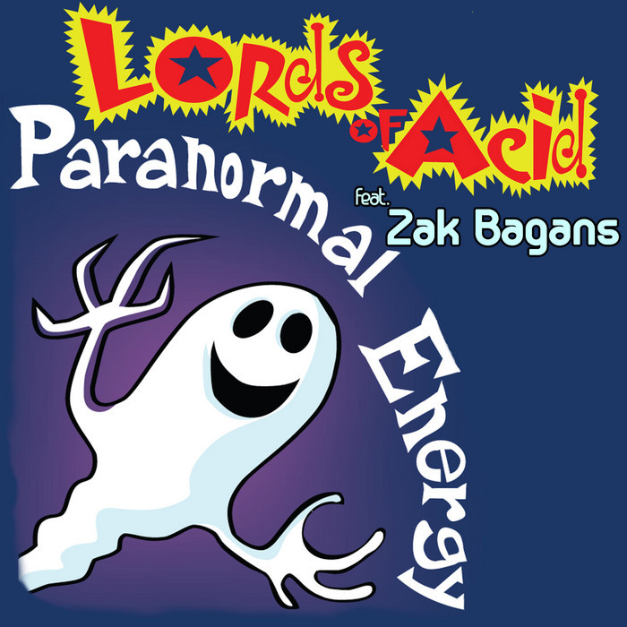 LORDS OF ACID - Paranormal Energy