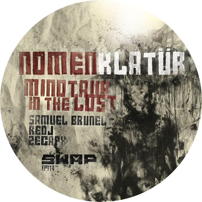 NOMENKLATUR - Minotaur In The Lost
