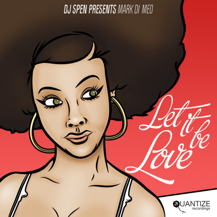 DI MEO, Mark feat NICKSON - Let It Be Love (You Should Be Mine)