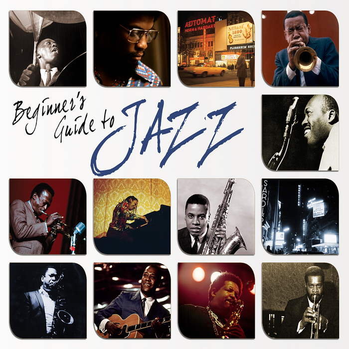 VARIOUS - Beginners Guide To Jazz