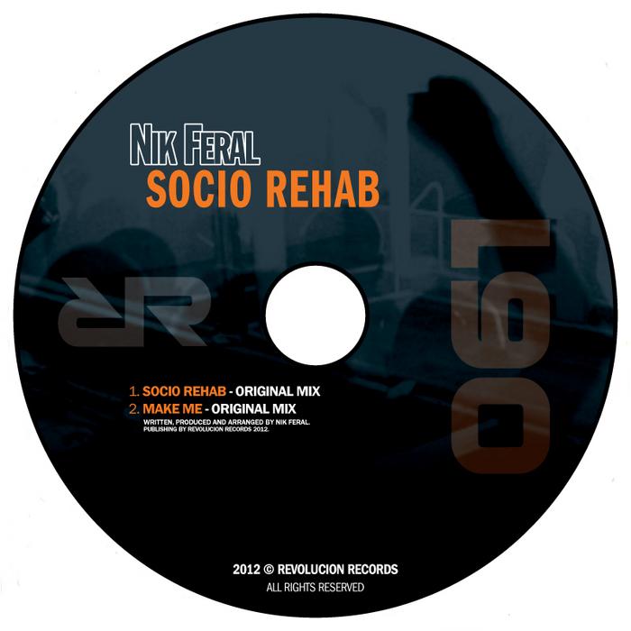FERAL, Nik - Socio Rehab