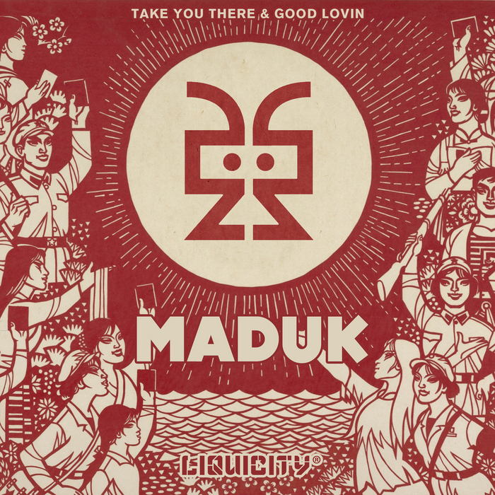 MADUK/PERKY/ASHMAN - Take You There