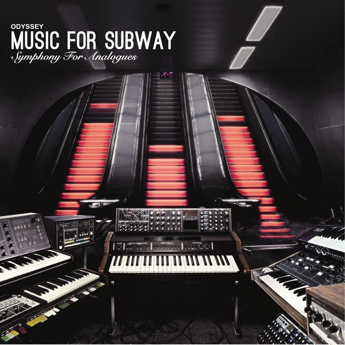 ODYSSEY - Music For Subway (Symphony For Analogues)