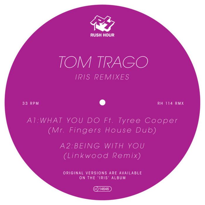 TRAGO, Tom - Iris Remixes
