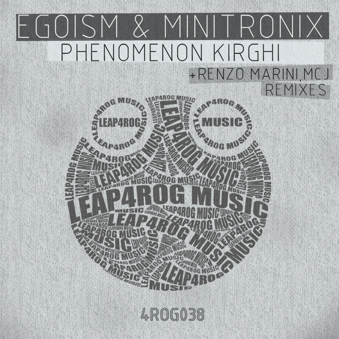 EGOISM/MINITRONIX - Phenomenon Kirghi