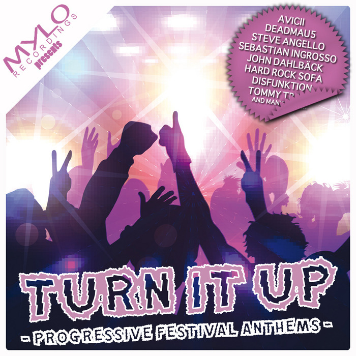 VARIOUS - Turn It Up: Progressive Festival Anthems