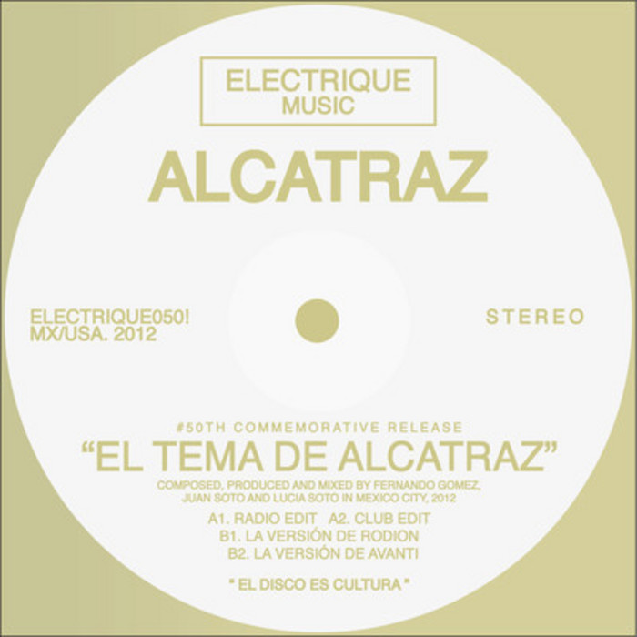 ALCATRAZ - Tema De Alcatraz