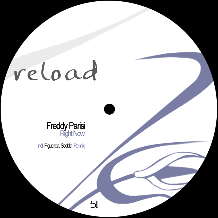 FREDDY PARISI - Right Now