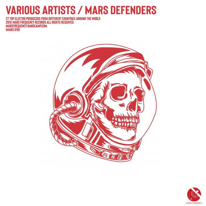 VARIOUS - Mars Defenders Compilation