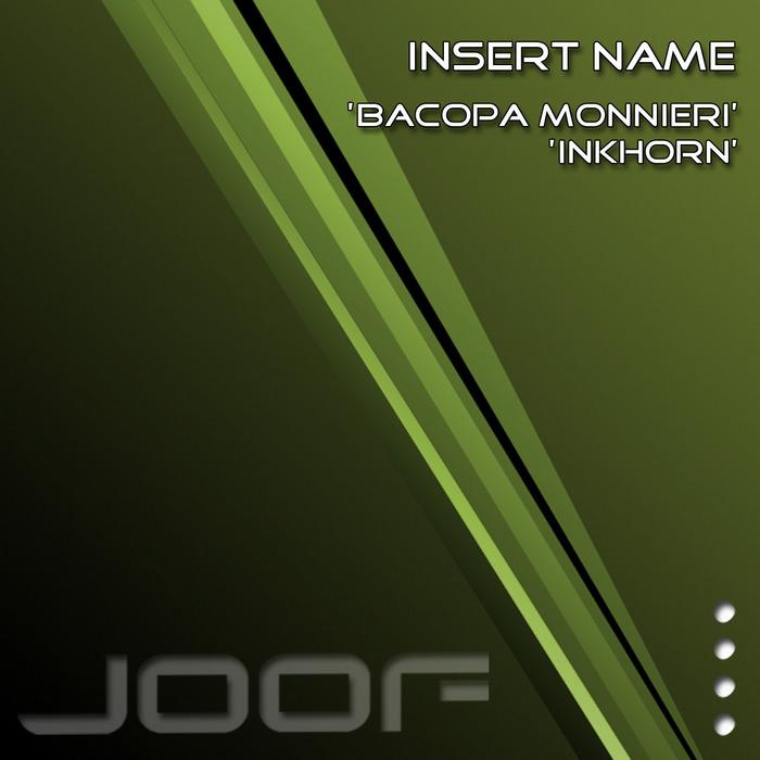 INSERT NAME - Bacopa Monnieri