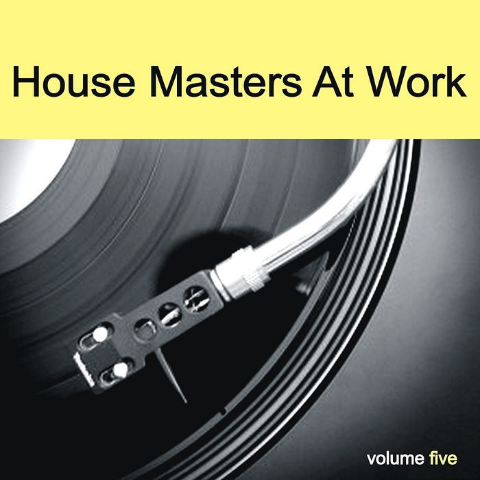VARIOUS - House Masters At Work Vol 5