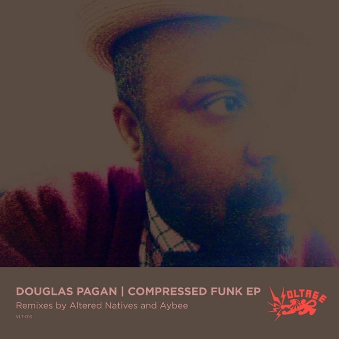 PAGAN, Douglas - Compressed Funk EP