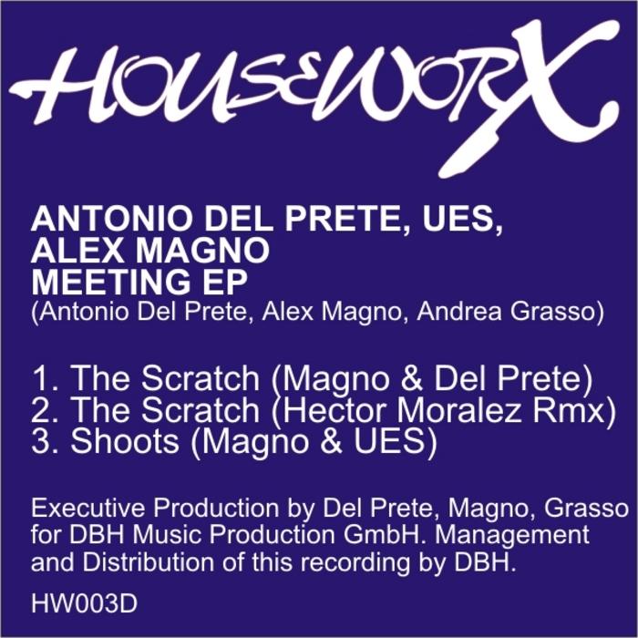 DEL PRETE, Antonio/ALEX MAGNO/UES - Meeting EP