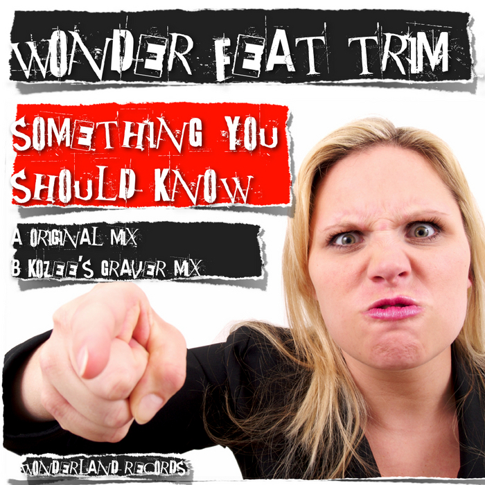 WONDER feat TRIM - Something You Should Know