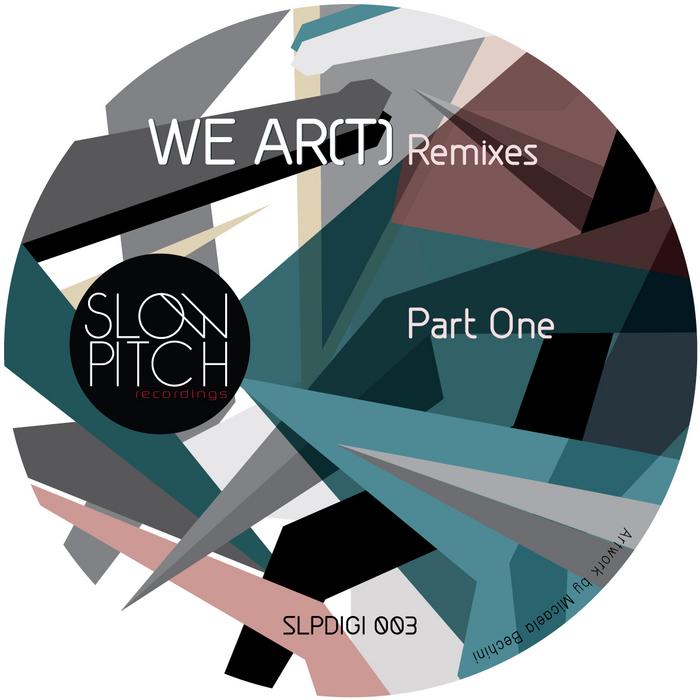COSMIC COWBOYS/GOODWORK OFFICE - We Ar(T) (remixes)
