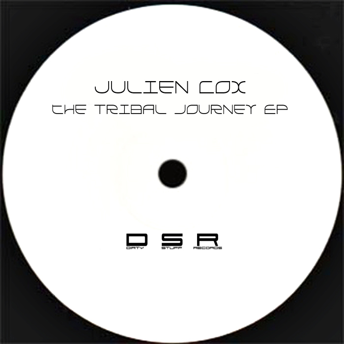 COX, Julien - The Tribal Journey EP