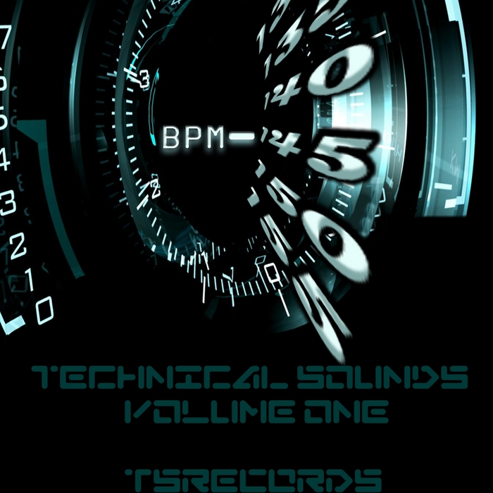 VARIOUS - Technical Sounds: Vol 1