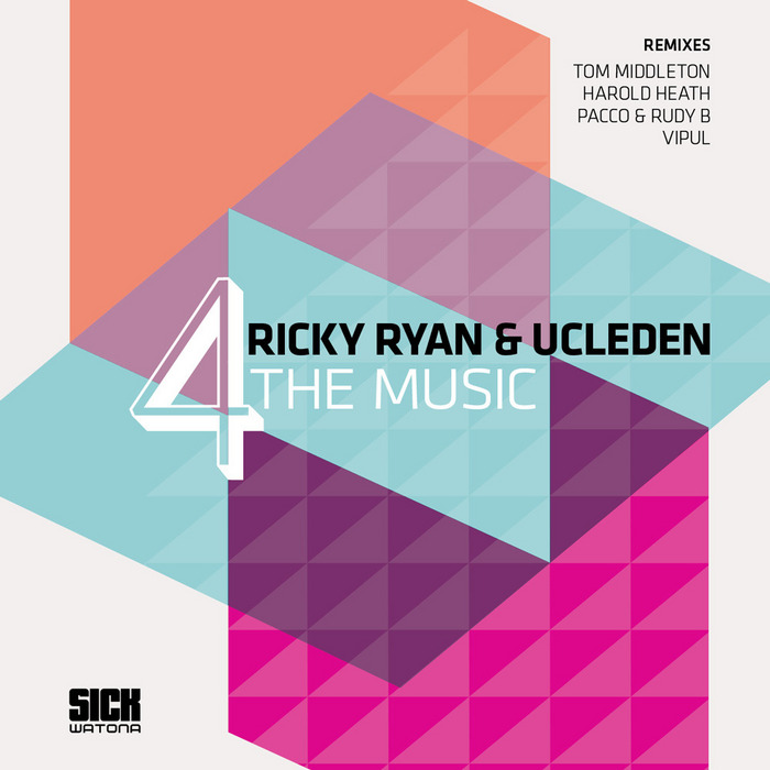 RYAN, Ricky/UCLEDEN - 4 The Music