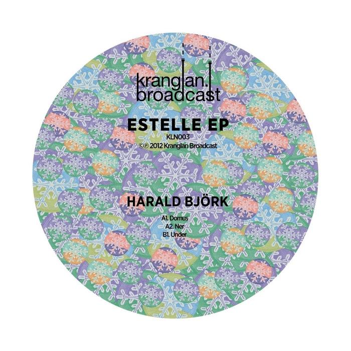 HARALD BJORK - Estelle EP