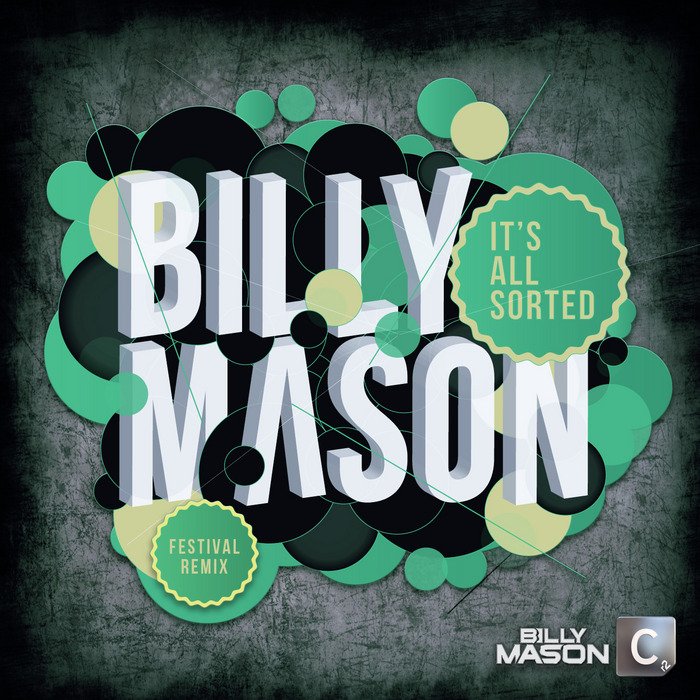 MASON, Billy - It's All Sorted