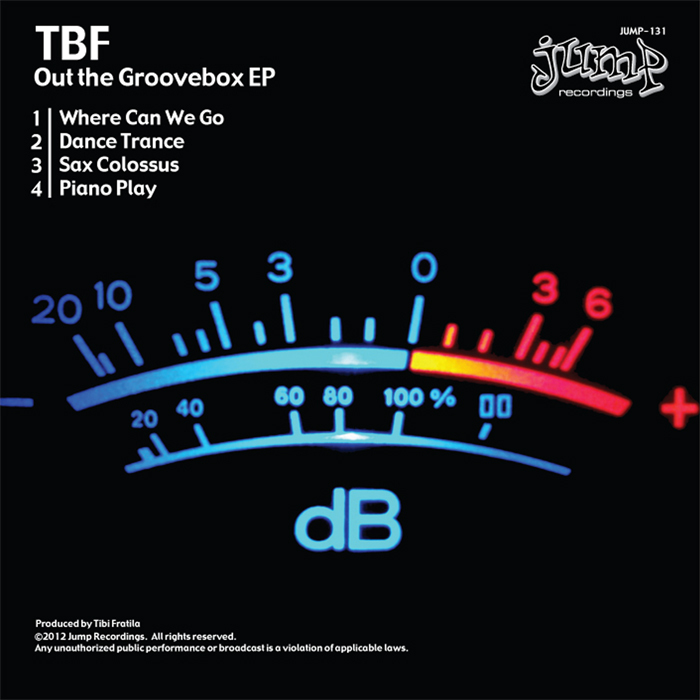 TBF - Out The Groove Box EP