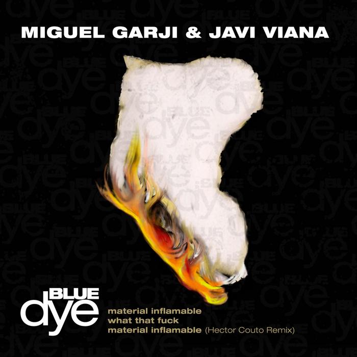 MIGUEL GARJI/JAVI VIANA - Material Inflamable