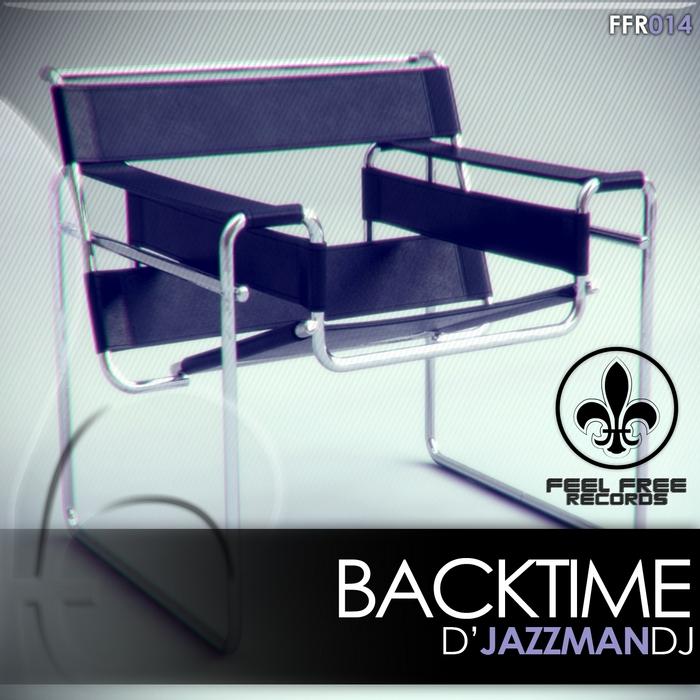 D'JAZZMANDJ - Backtime