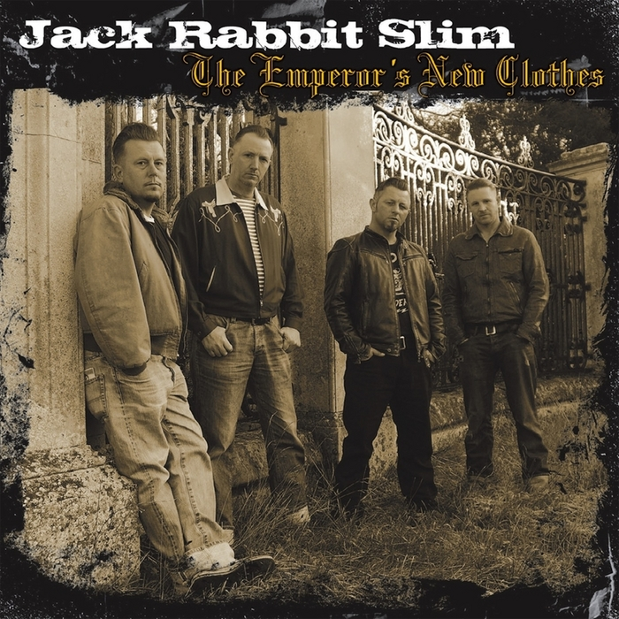 JACK RABBIT SLIM - The Emperor's New Clothes