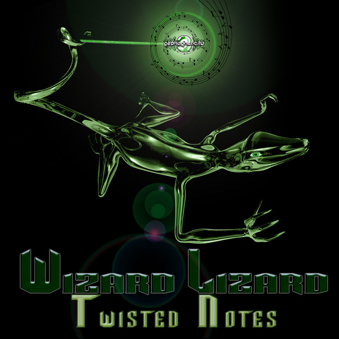WIZARD LIZARD - Twisted Notes EP