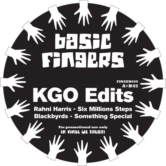 HARRIS, Rahni/BLACKBYRDS - KGO Edits