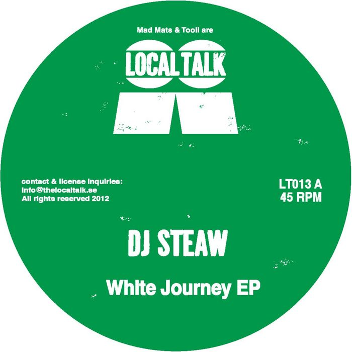 DJ STEAW - White Journey EP