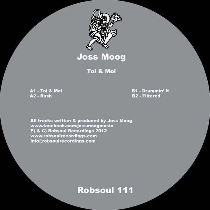 MOOG, Joss - Toi & Moi EP