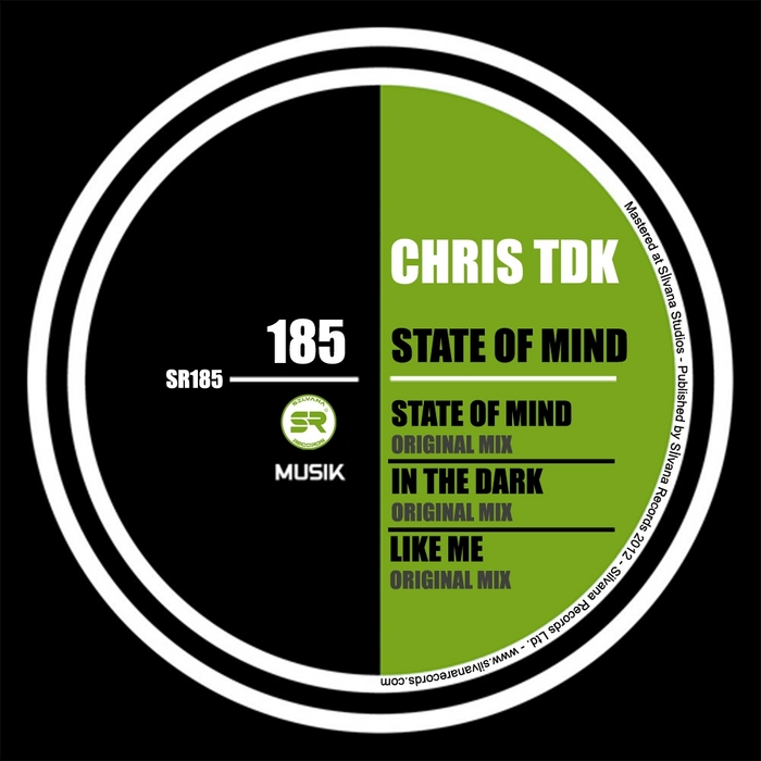 CHRIS TDK - State Of Mind