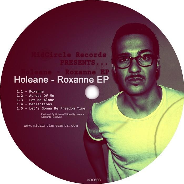 HOLEANE - Roxanne EP