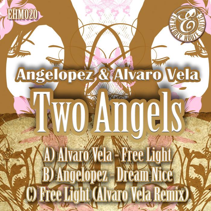 ANGELOPEZ/ALVARO VELA - Two Angels EP
