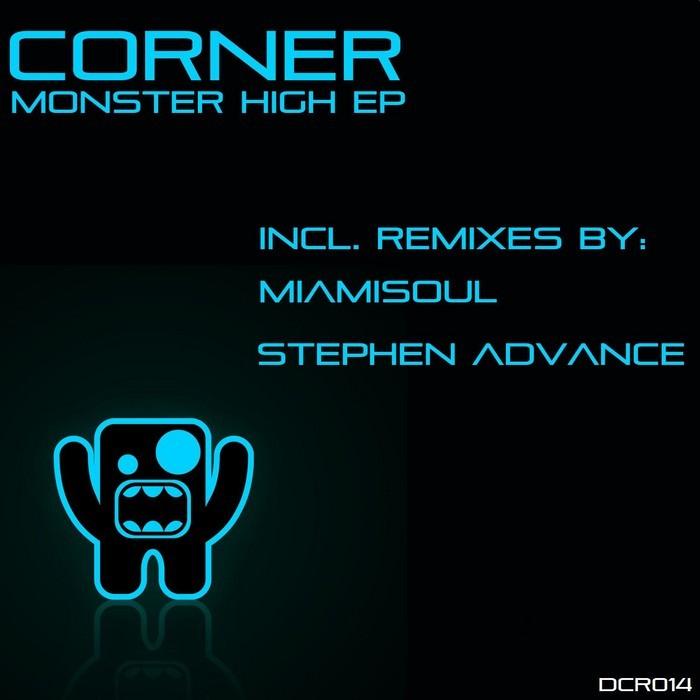 CORNER - Monster High