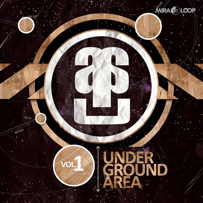 VARIOUS - Underground Area Vol 1