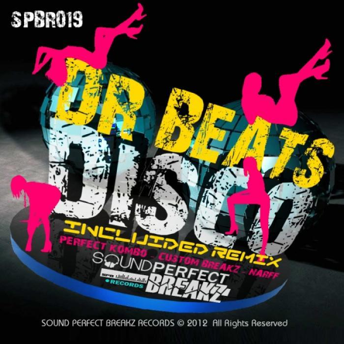DR BEATS - Disco EP