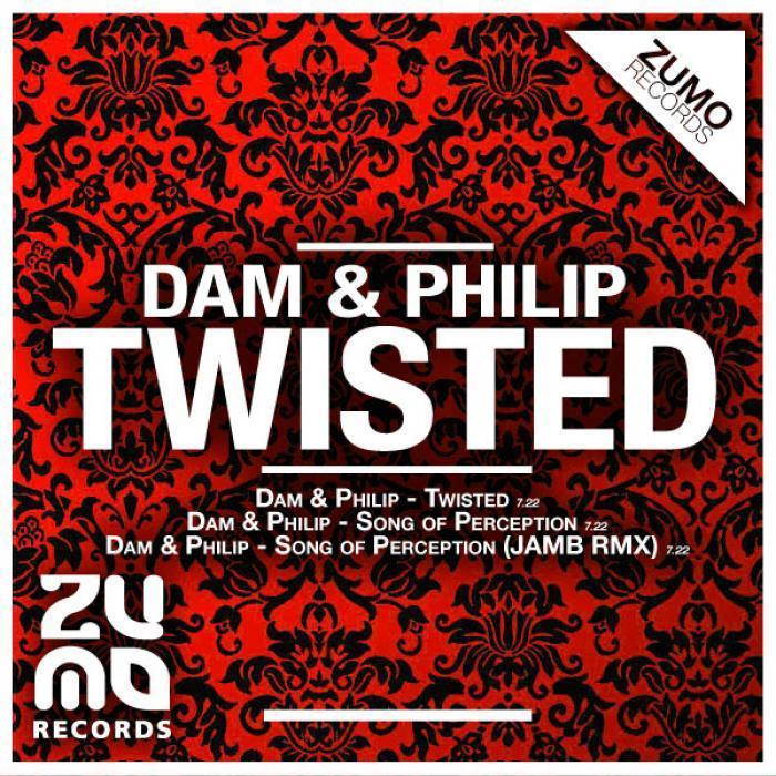 DAM/PHILIP - Twisted EP