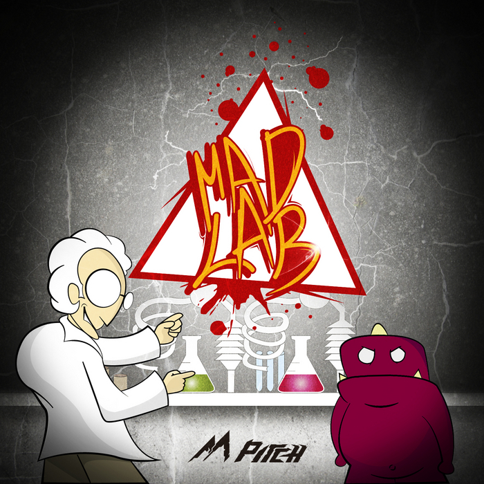 MPITCH - Mad Lab EP