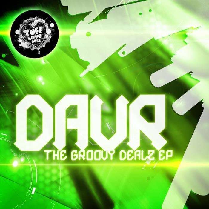DAVR - Groovy Dealz EP