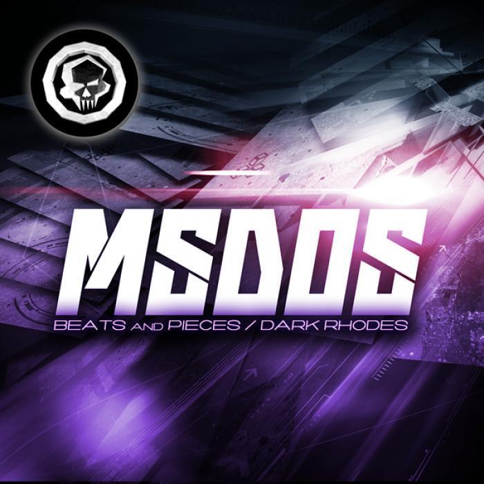 MSDOS - Beats & Pieces/Dark Rhodes